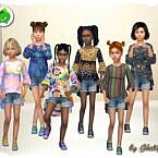 Para Sims 4 Top Kids