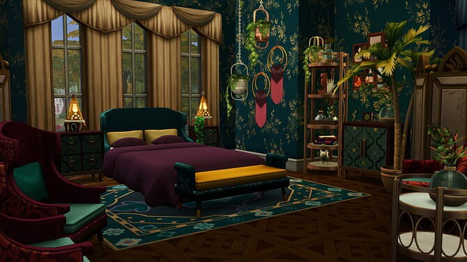 Sims 4 Paranormal Buymode Expanded 20 New Items at Simsational Designs
