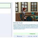 Paranormal Sims 4 Career