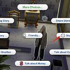Pensive Trait Mod The Sims 4