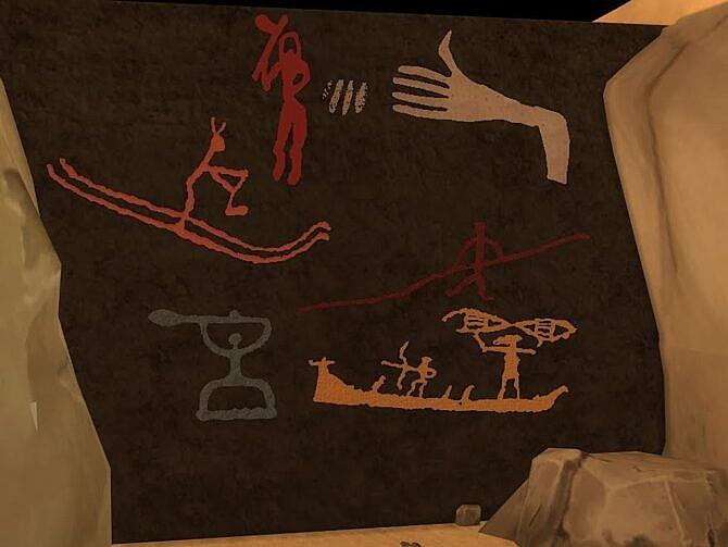 Sims 4 Petroglyphs part two   Tools at KyriaT's Sims 4 World