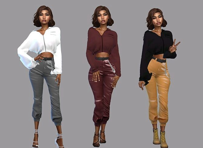 Pharera Sims 4 Collection