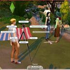 Photography Aspiration Sims 4