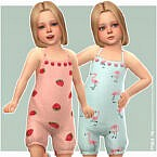 Playtime Sims 4 Romper 02