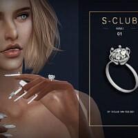 Ring 202101 By S Club Wm