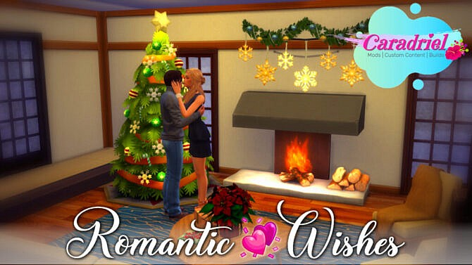 Romantic Wishes Sims 4