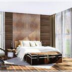 Rondo Sims 4 Wall Panels
