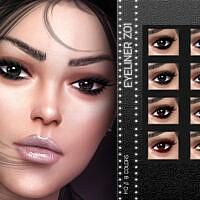 Sims 4 Eyeliner Z01