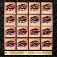 Sims 4 Eyeshadow 94