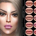 Sims 4 Lipstick Z44