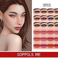 Sims 4 Makeup Set Cc16