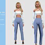 Sims 4 Pants N 100