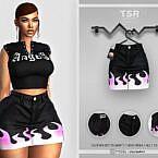 Skirt Sims 4 Bd430