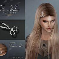 Scissor Hair Pin Sims 4