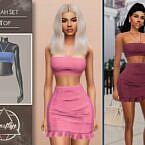 Selah Sims 4 Top