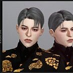 Seonbi Sims 4 Hair For Males