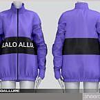 Sheera Jacket Sims 4 Dress