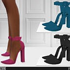 Shoes Sims 4 High Heels 627