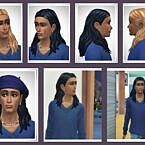 Sidney Sims 4 Hair For Males
