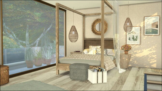 Sims 4 Silence Home at DOMICILE HOME TS4