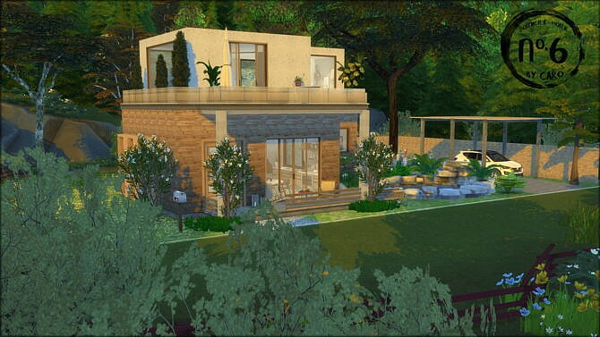 Silence Sims 4 Home