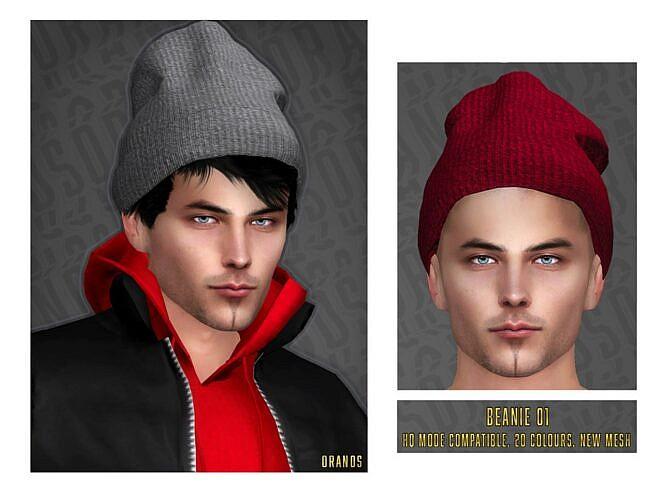Sims 4 Beanie 01