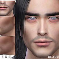 Sims 4 Beard N51