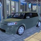Sims 4 Car 2012 Scion Xb