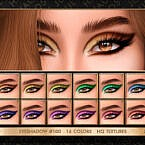 Sims 4 Eyeshadow 100