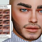 Sims 4 Eyebrows Nb19