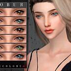 Sims 4 Eyecolors 46