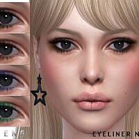 Sims 4 Eyeliner N101