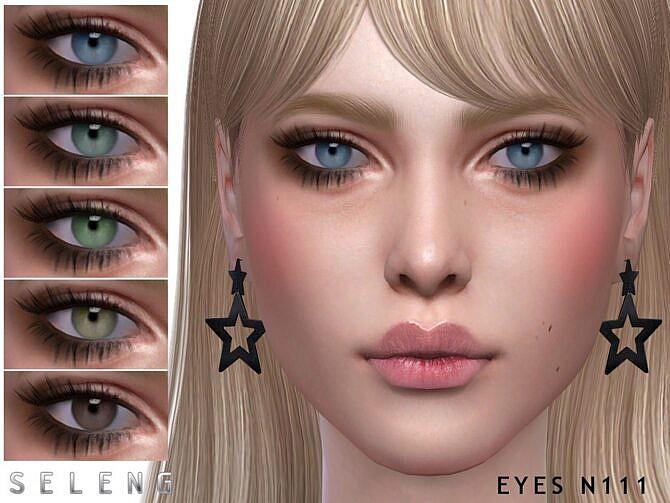 Sims 4 Eyes N111 by Seleng at TSR