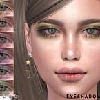Sims 4 Eyeshadow N78