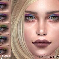 Sims 4 Eyeshadow N79 By Seleng