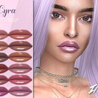 Sims 4 Lipstick Cyra N318