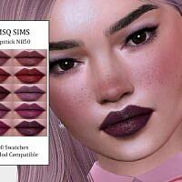 Sims 4 Lipstick Nb50