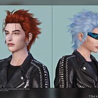 Sims 4 Male Hair G34