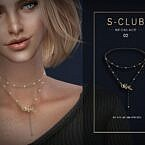 Sims 4 Necklace 202102