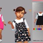 Sims 4 Dress Toddler Lorena