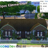 Small Sims 4 Home