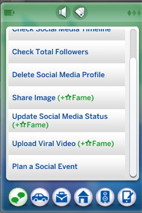 Sims 4 Social Network Interactions Crossover by adeepindigo at Mod The Sims 4