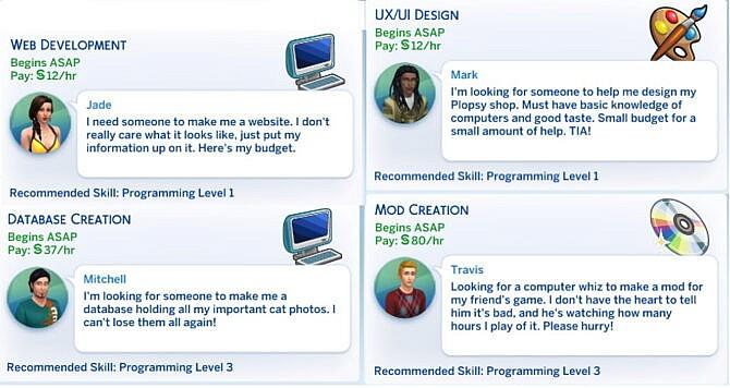 Sims 4 SimsTuber Career by adeepindigo at Mod The Sims 4