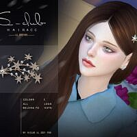 Stars Sims 4 Hairpin 202105