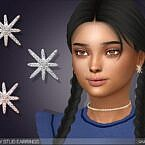 Studs Sims 4 Earrings For Kids Milky Way