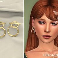 Sullivan Sims 4 Earrings