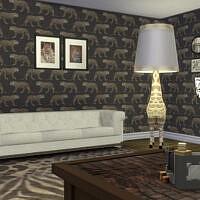 Taste Of Africa Sims 4 Walls