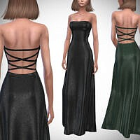 Taylor Sims 4 Gown