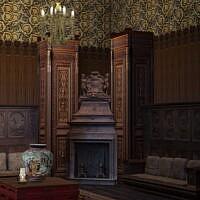 The Billiards Room Sims 4 Set