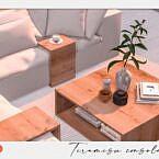 Tiramisu Sims 4 Consoles